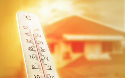 Ako ochrániť dom pred prehriatím v lete? Striekaná izolácia je vhodné riešenie