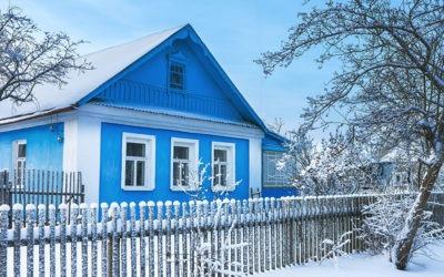 Ako pripraviť dom na zimu?
